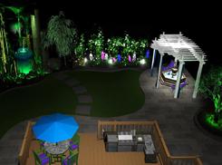 3D Landscaping Design